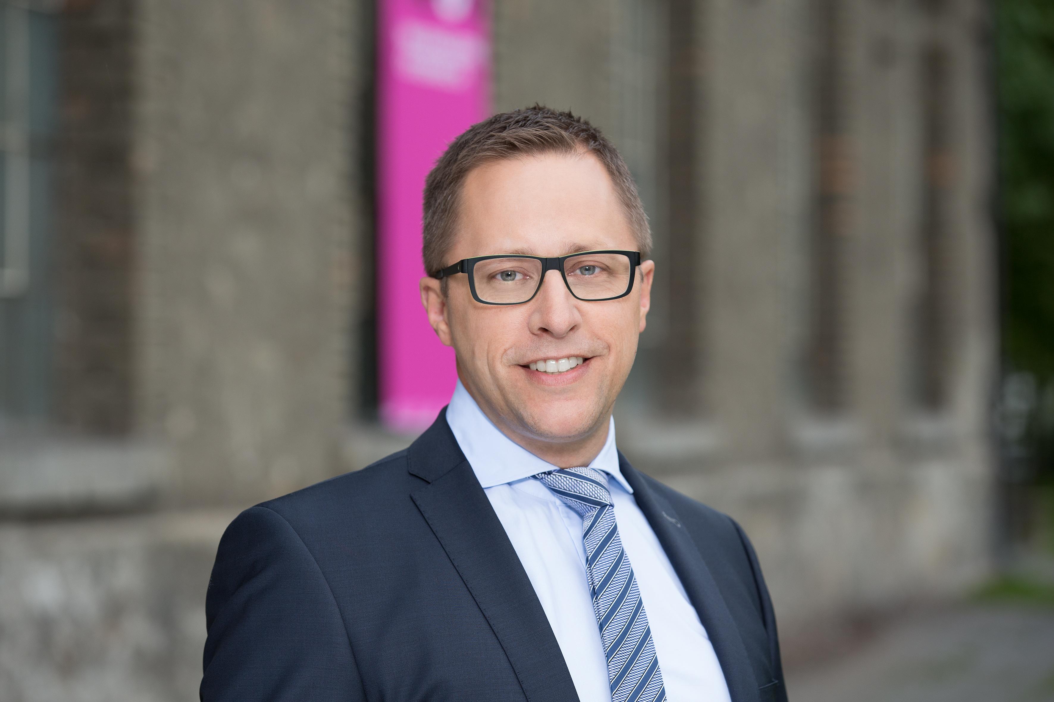 NEOS-Landtagsabgeordneter Daniel Matt